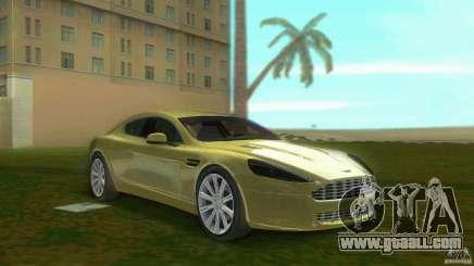 Aston Martin Rapide for GTA Vice City