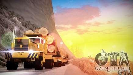 Hayes EQ 142 for GTA San Andreas