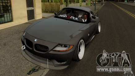 BMW Z4 Hellaflush for GTA San Andreas
