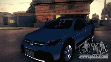 Volkswagen Saveiro Cross for GTA San Andreas