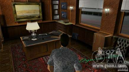 Opportunity to enter the interiors for GTA Vice City