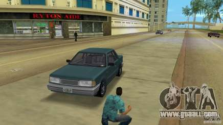 Manana HD for GTA Vice City