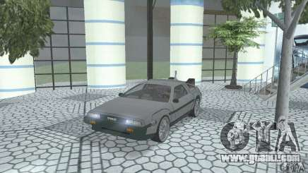 DeLorean DMC-12 (BTTF2) for GTA San Andreas