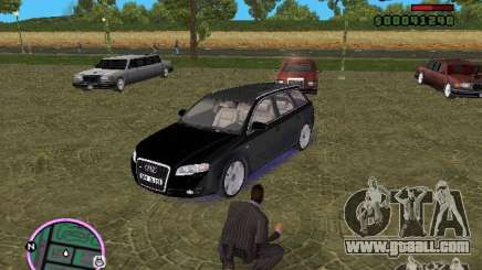 Audi A4 avant 3.2 QUATTRO for GTA Vice City