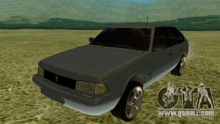 Moskvich 2141-Sviatogor 45 for GTA San Andreas