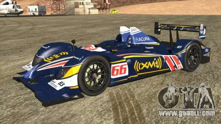 Acura ARX LMP1 for GTA San Andreas