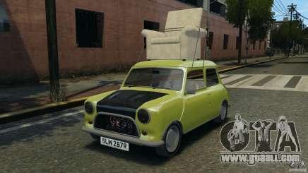 Mini Cooper for GTA 4