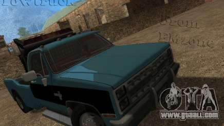 Chevrolet Towtruck for GTA San Andreas
