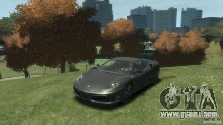 Ferrari F430 Scuderia for GTA 4