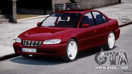 Opel Omega 1996 V2.0 First Public for GTA 4