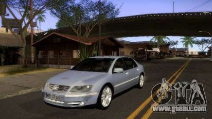 Volkswagen Phaeton W12 for GTA San Andreas