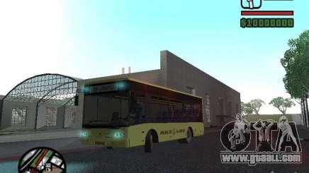 LAZ A099 (SitiLAZ 8) for GTA San Andreas