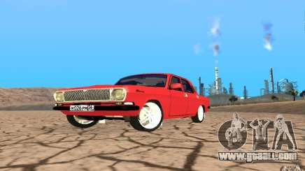 GAZ Volga 24 for GTA San Andreas