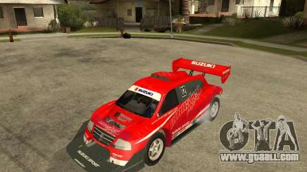 Suzuki Escudo Pikes Peak for GTA San Andreas