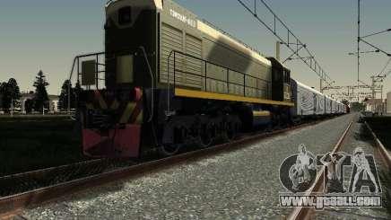Tem2um-463 for GTA San Andreas