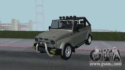 UAZ-3159 for GTA San Andreas