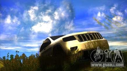Jeep Grand Cherokee 2012 v2.0 for GTA San Andreas