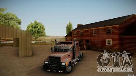 Mack Pinnacle Rawhide Edition for GTA San Andreas