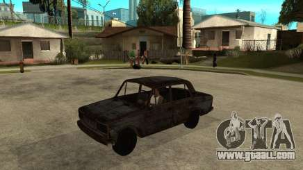 Vaz-2106 for GTA San Andreas