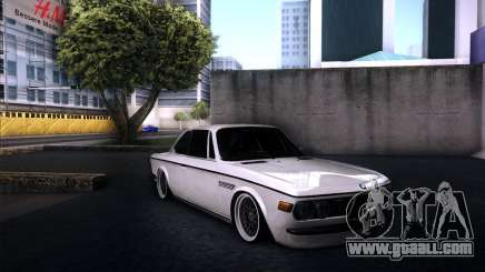 BMW 3.0 CSL Stunning 1971 for GTA San Andreas