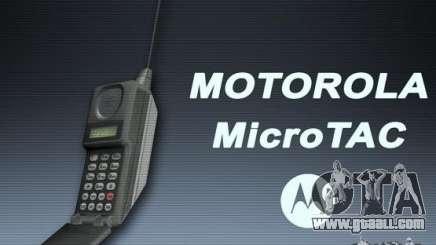 Motorola MicroTAC for GTA San Andreas