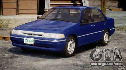 Mercury Tracer 1993 v1.0 for GTA 4