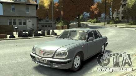 GAZ Volga 31105 for GTA 4