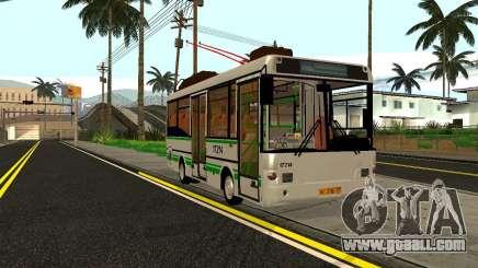 GROOVE MTRZ 3237 for GTA San Andreas