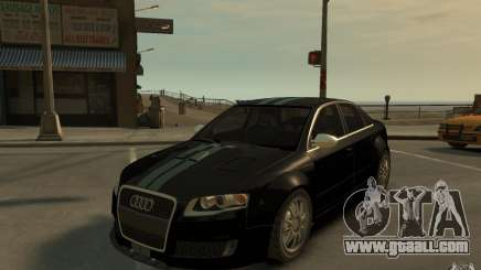 Audi RS4 for GTA 4