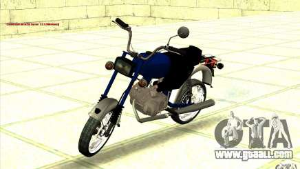 Moped: for GTA San Andreas