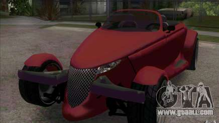 Plymouth Prowler for GTA San Andreas