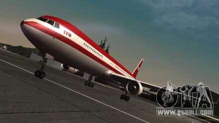 Boeing 767-3G5ER LTU Airways for GTA San Andreas