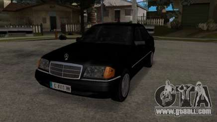 Mercedes-Benz C220 W202 1996 for GTA San Andreas