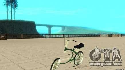 Custom Bike for GTA San Andreas