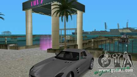 Mercedes Benz SLS AMG for GTA Vice City
