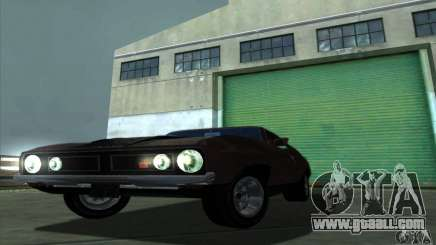 Ford Falcon GT Pursuit Special V8 Interceptor for GTA San Andreas