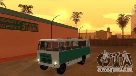 Kuban G1A1 for GTA San Andreas