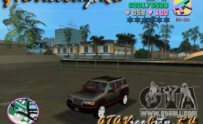 Honda Civic GTA 3 for GTA Vice City