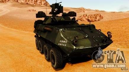 LAV-25 IFV for GTA 4