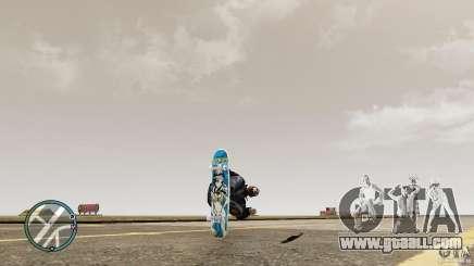 Skateboard # 1 for GTA 4