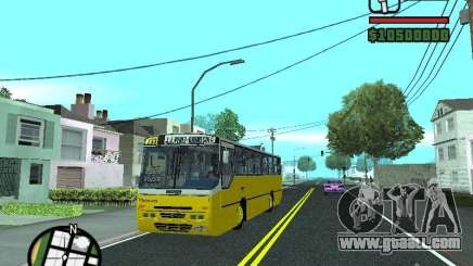Ciferal GLS Volvo B10M for GTA San Andreas