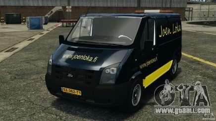 Ford Transit Joen Loka [ELS] for GTA 4