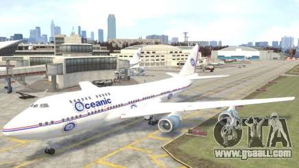 Oceanic Airlines for GTA 4