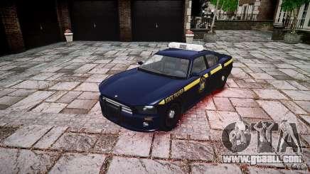 New York State Police Buffalo for GTA 4