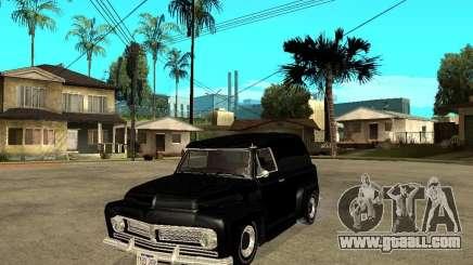 GTA IV TLAD for GTA San Andreas