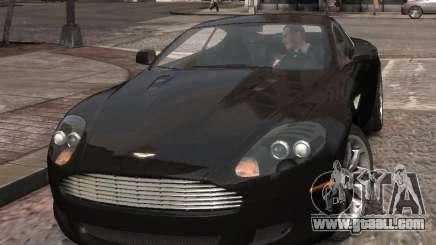 Aston Martin DB9 2008 v 1.0 for GTA 4