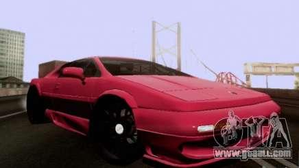 Lotus Esprit V8 for GTA San Andreas