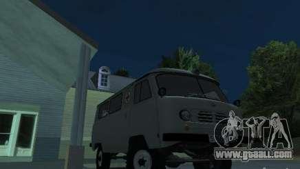UAZ 451A for GTA San Andreas