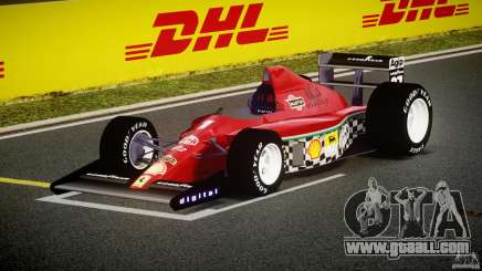Ferrari Formula 1 for GTA 4