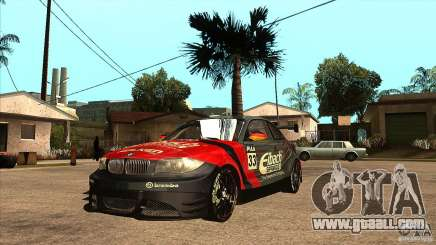 BMW 135i Coupe GP Edition Skin 2 for GTA San Andreas